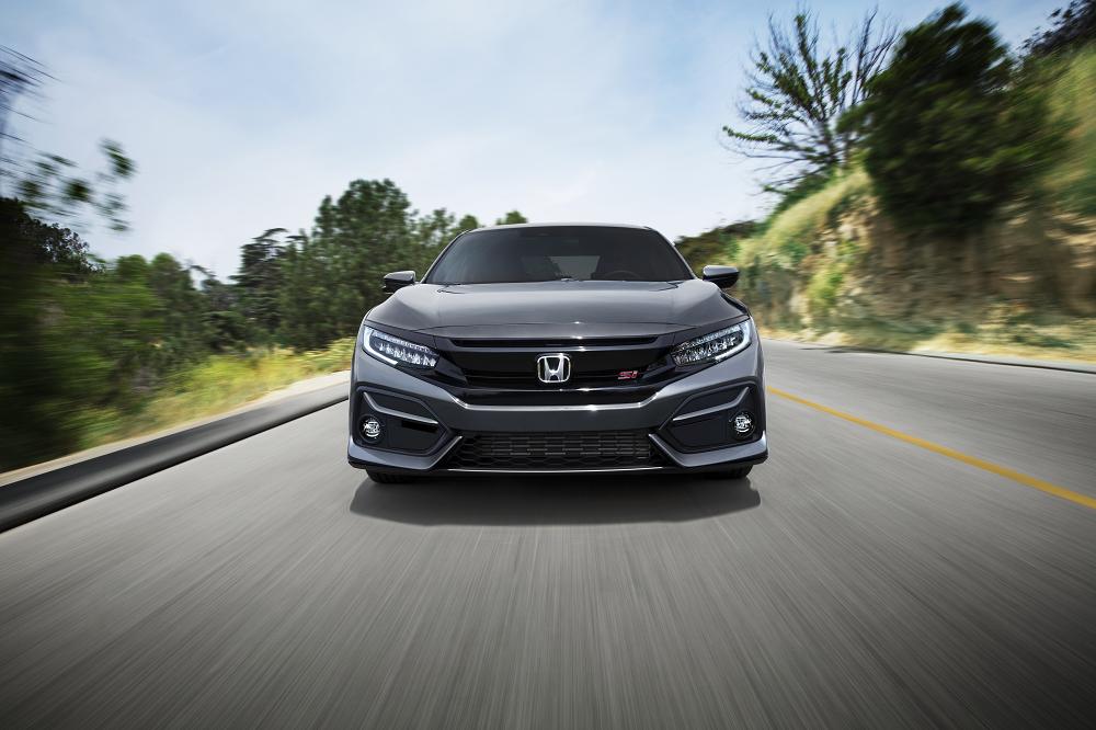 Honda Civic Si Performance