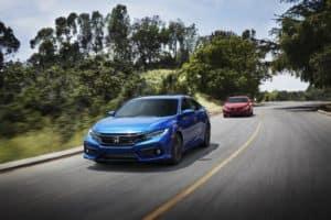 2020 Honda Civic Si Safety Rating