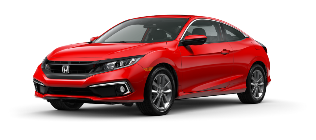 2020 Honda Civic Rallye Red