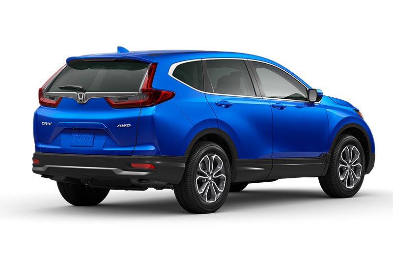 New 2020 Honda CR-V EX AWD Plug-In Hybrid