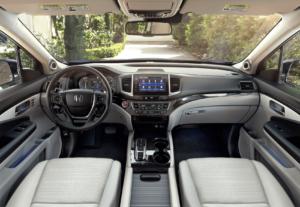 2020 Honda Ridgeline vs Nissan TITAN
