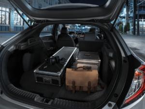 2020 Honda Civic Hatchback Vista CA