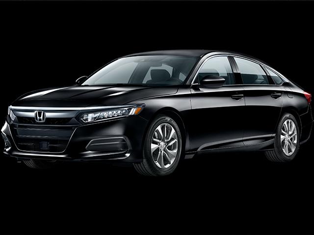 New 2020 Honda Accord Sedan LX Auto FWD