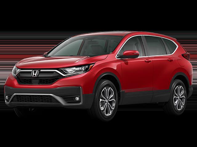 New 2020 Honda CR-V EX Auto FWD