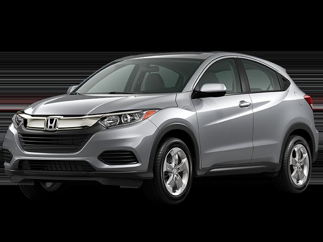 New 2021 Honda HR-V LX FWD Auto