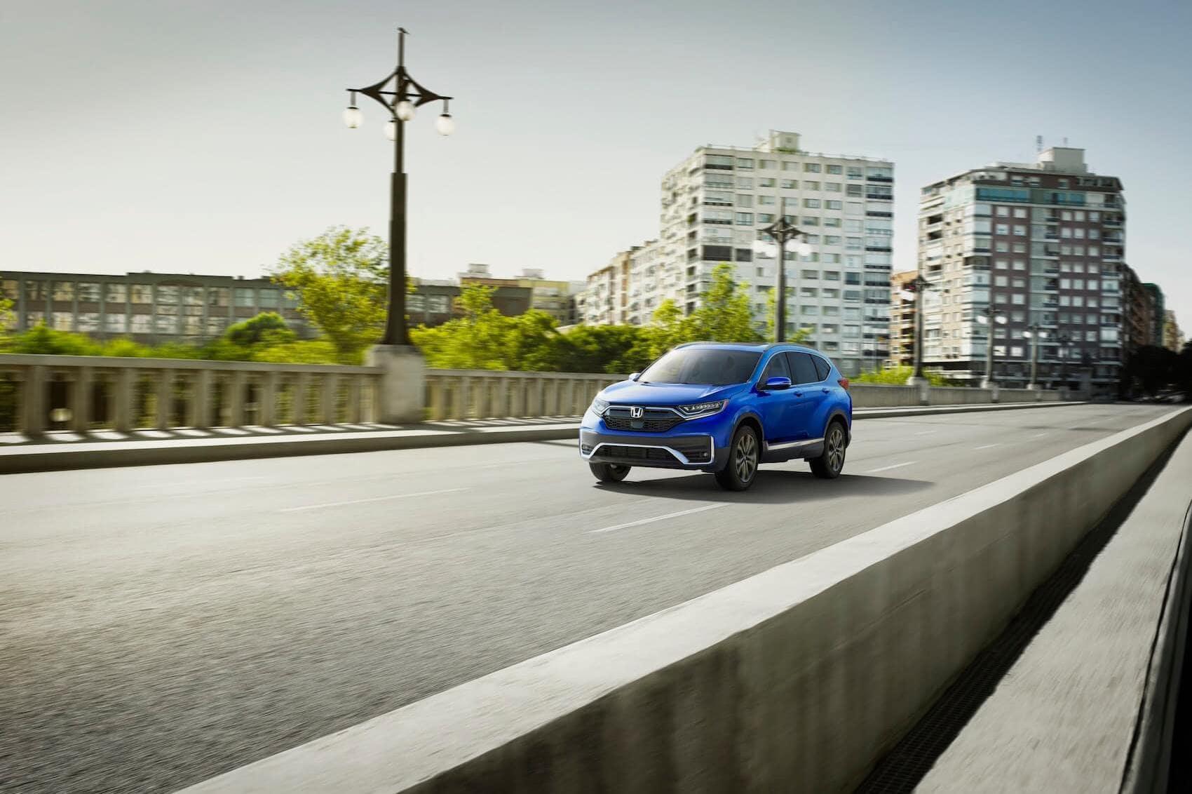 Honda CR-V Quick Facts