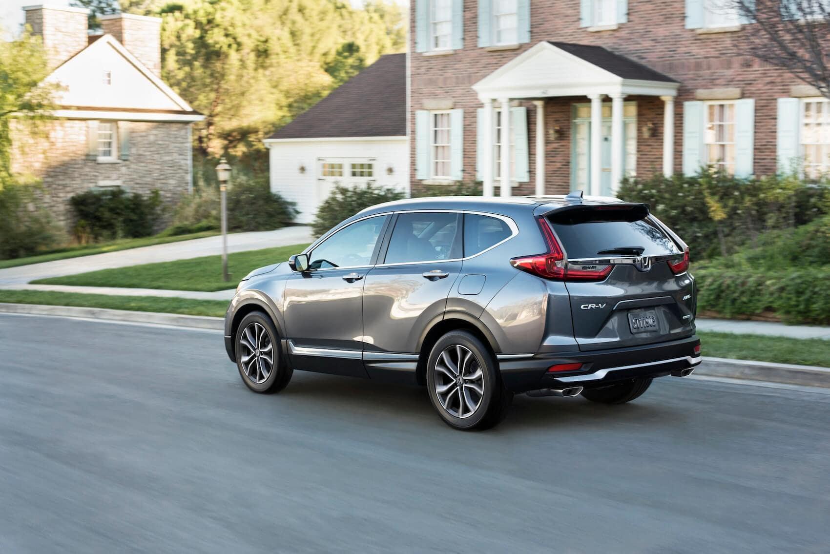 Honda Leasing vs Buying