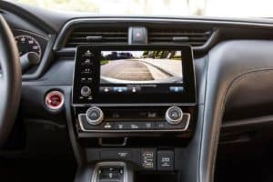2021 Honda Insight Vista CA