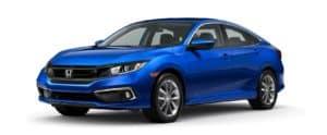 Vista, CA   Honda Civic Trim Levels