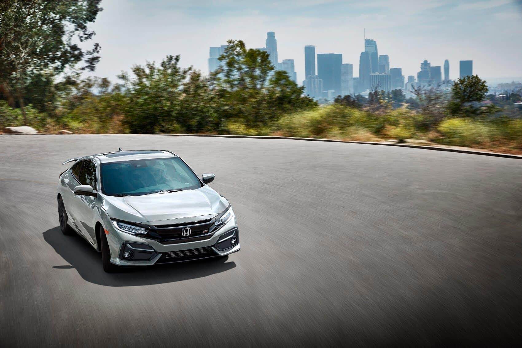 Honda Sensing® Driver-Assisting Technology