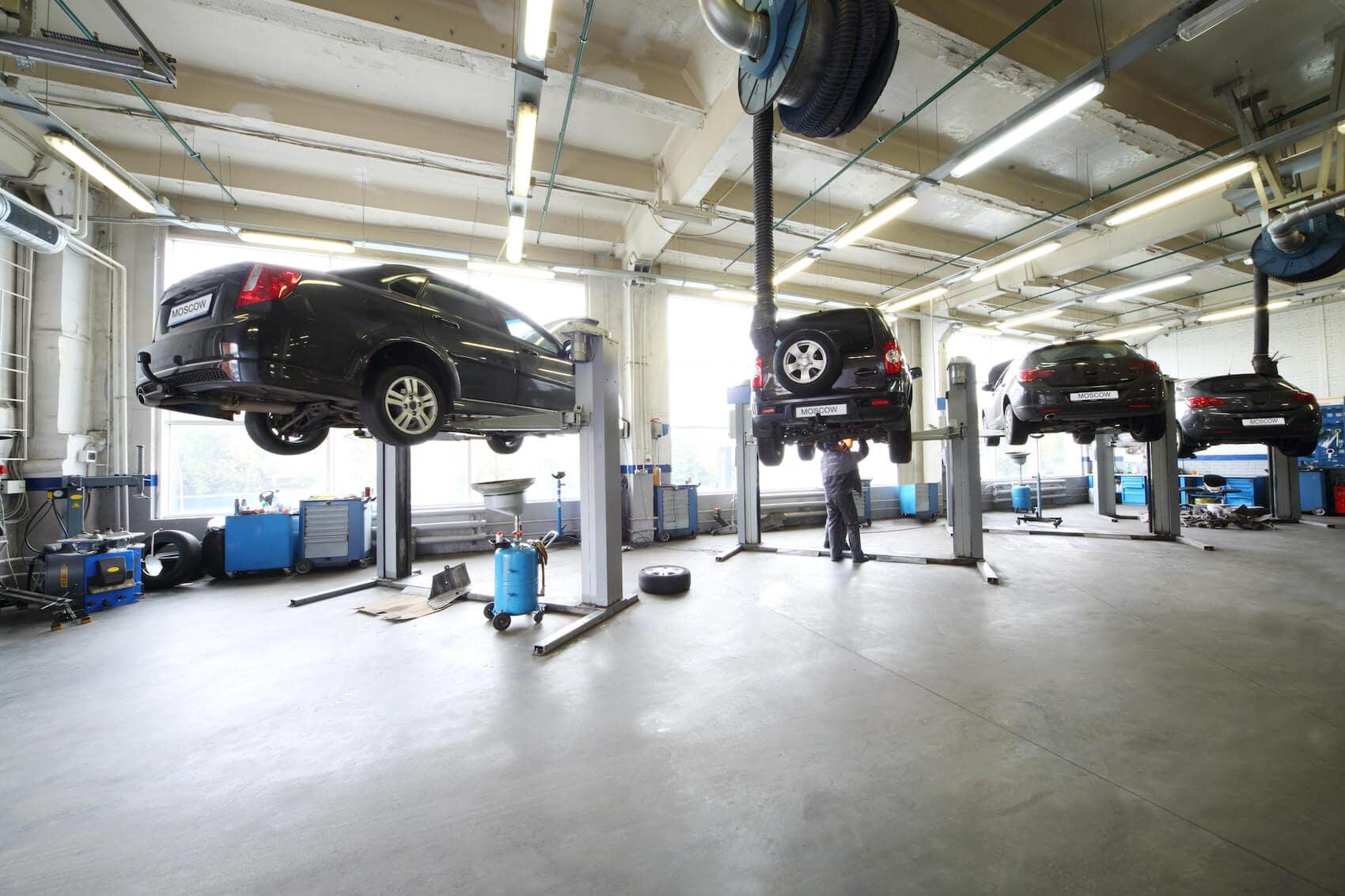 Our Honda Service Center