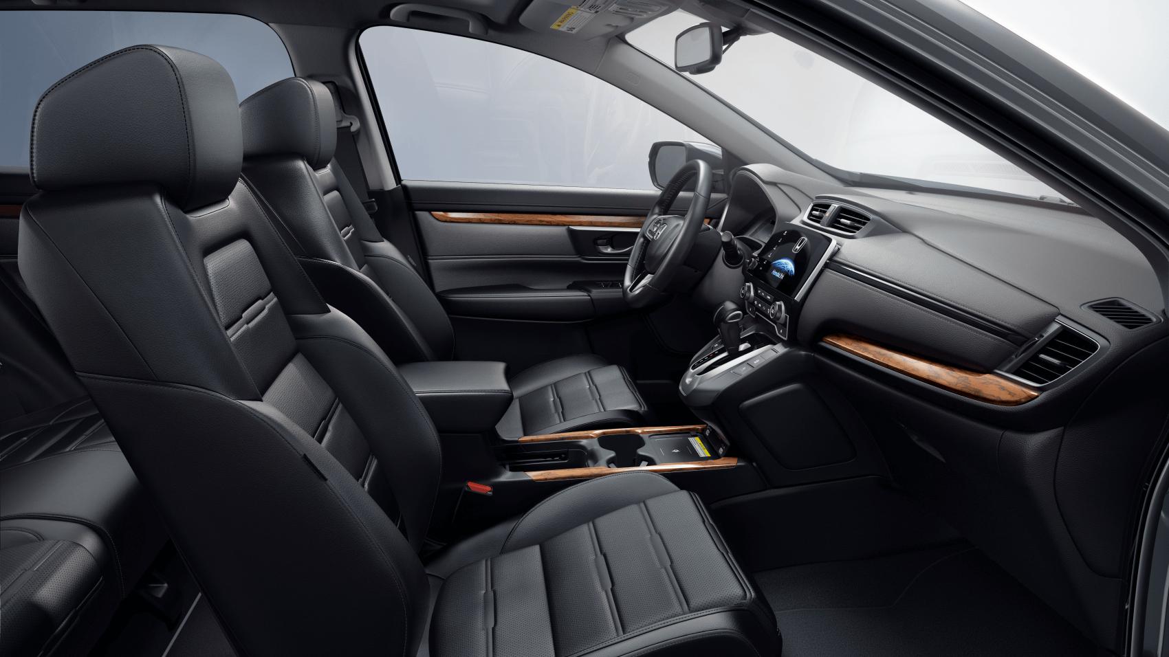 Vista, CA   Honda CR-V Interior