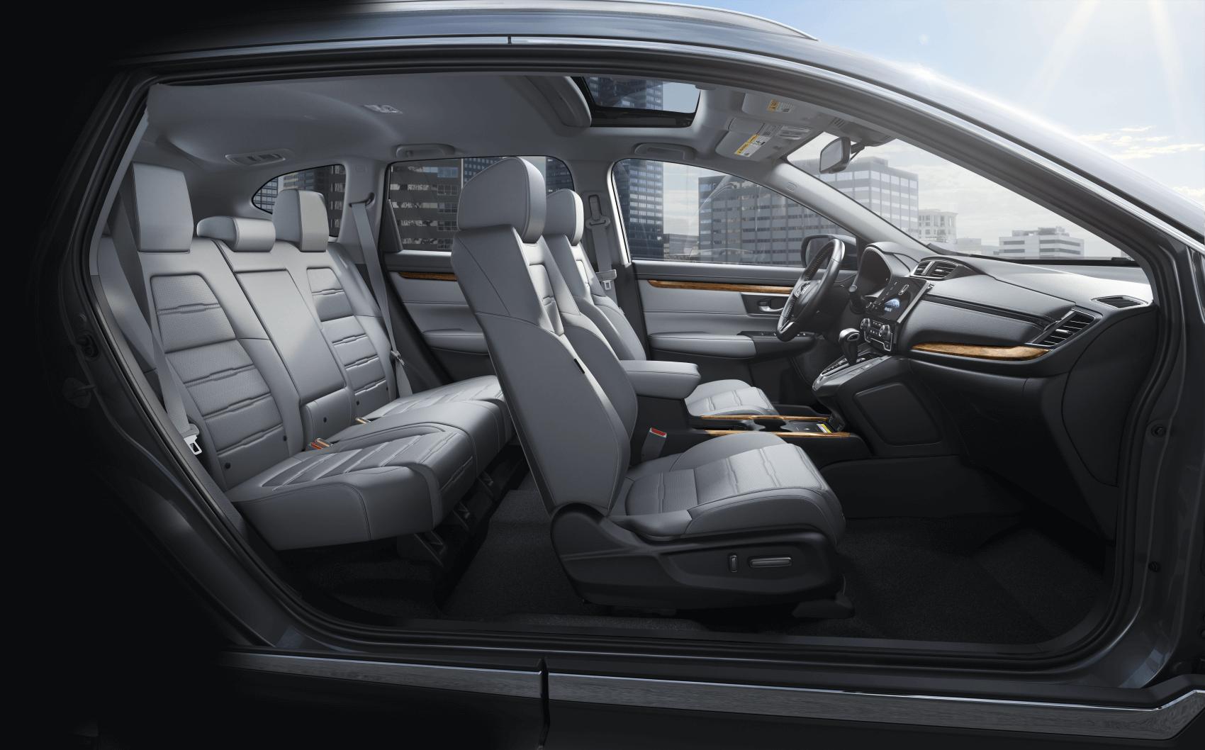 Honda CR-V Interior Cabin Space