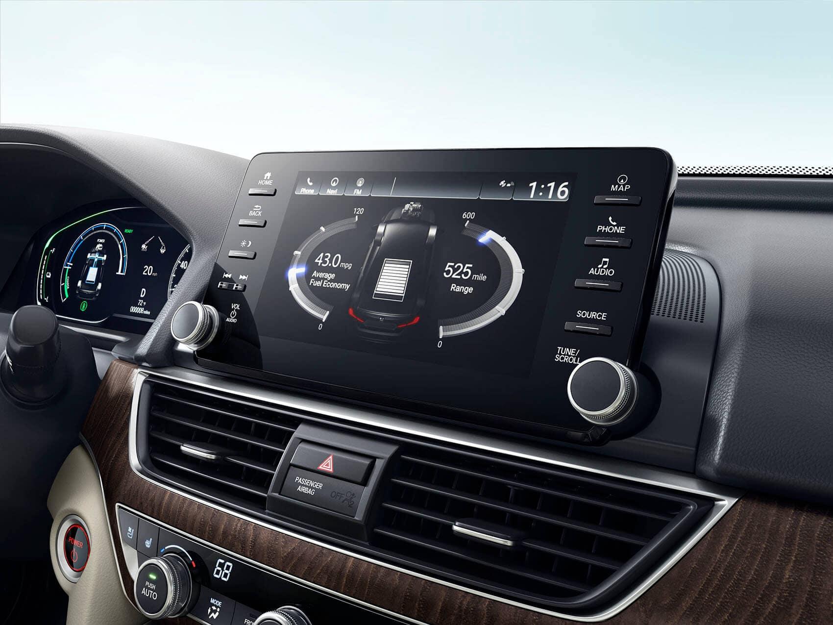 Honda Accord Tech