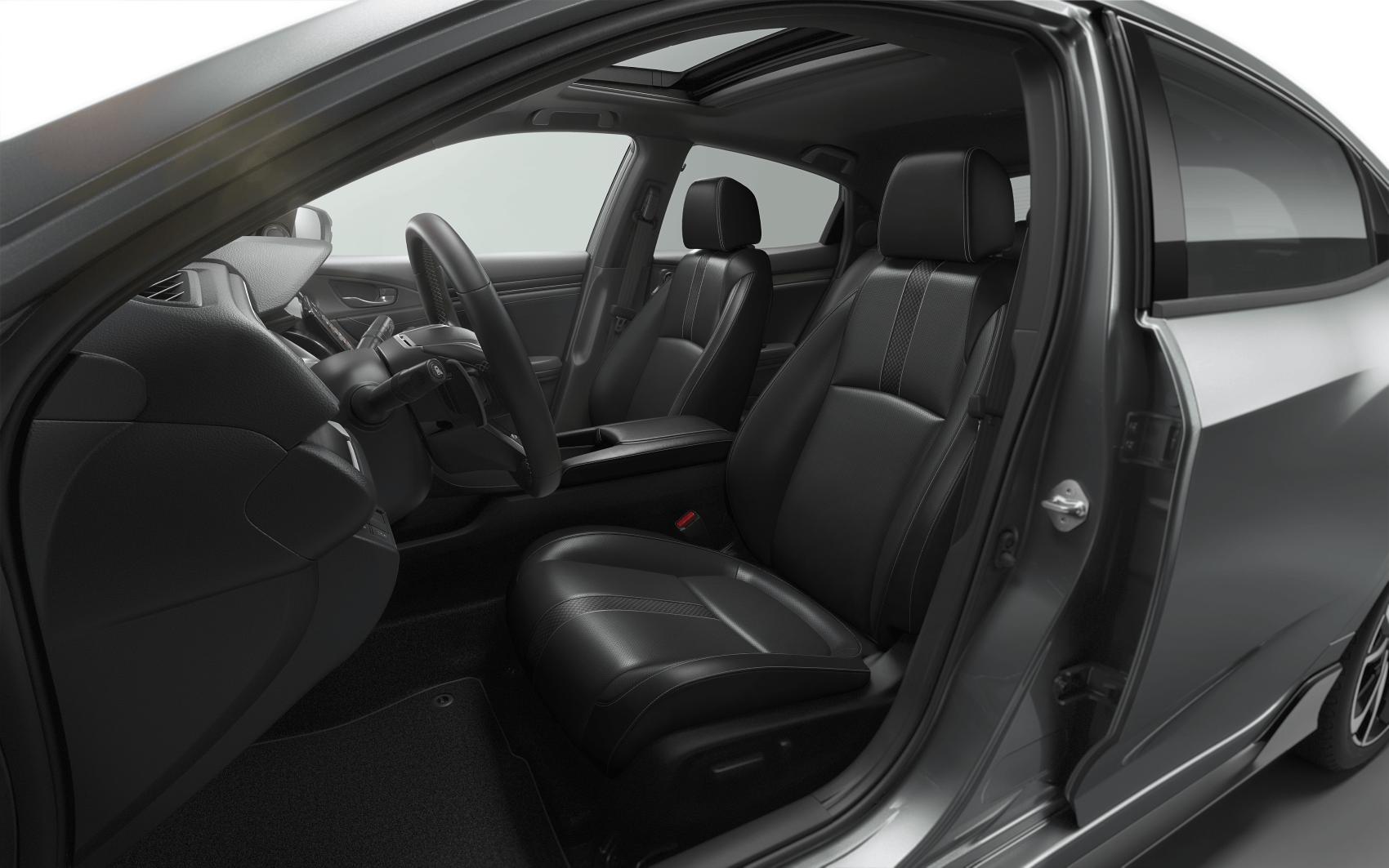 2021 Honda Civic Sport Interior Cabin Space Norm Reeves Honda Superstore