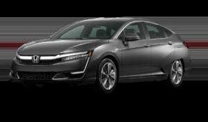Honda Clarity Silver
