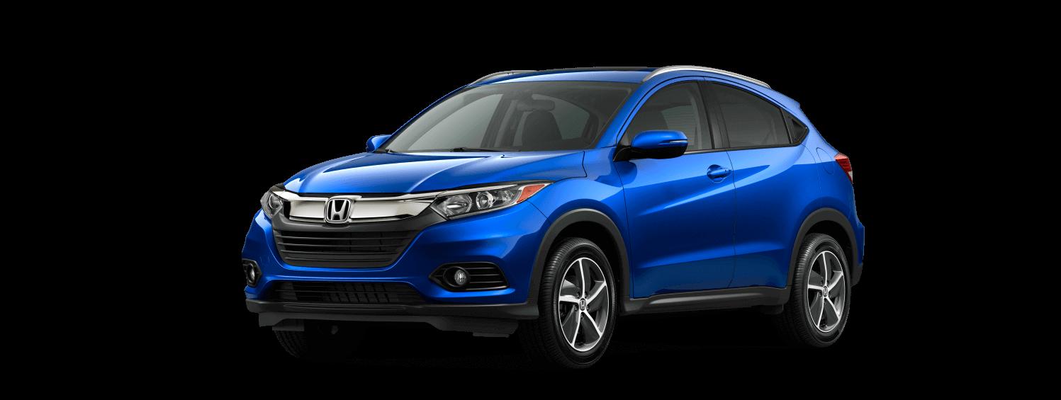 2021 Honda HR-V Blue Vista CA