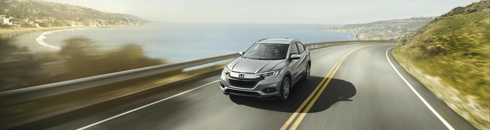 2021 Honda HR-V Silver Vista CA