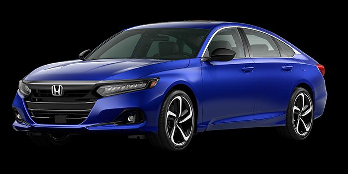 Select New In-Stock Honda Accord Vehicles