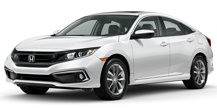Select New In-Stock Honda Civic Vehicles