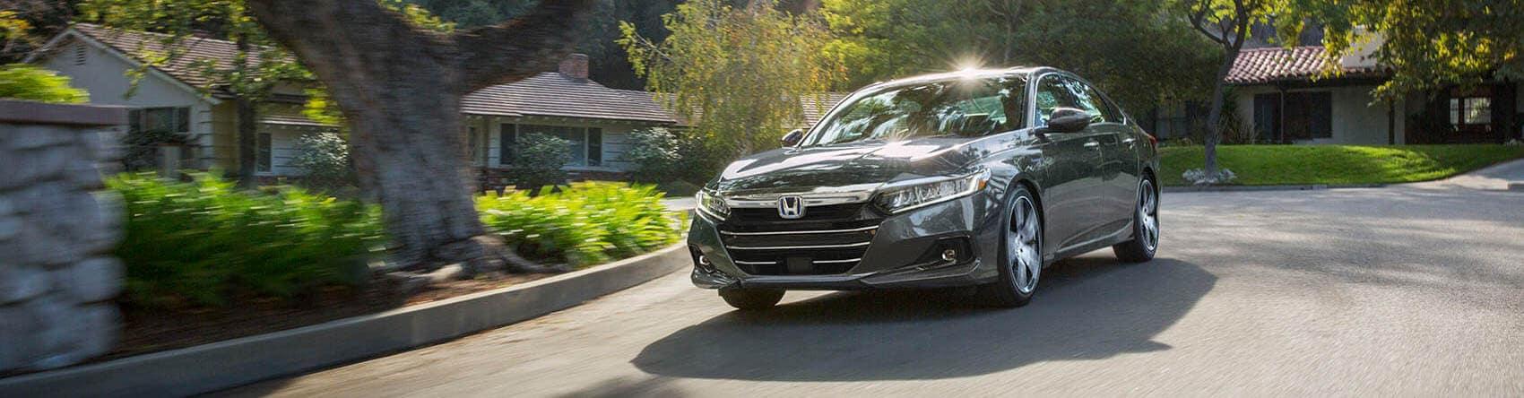 Honda Accord Financing