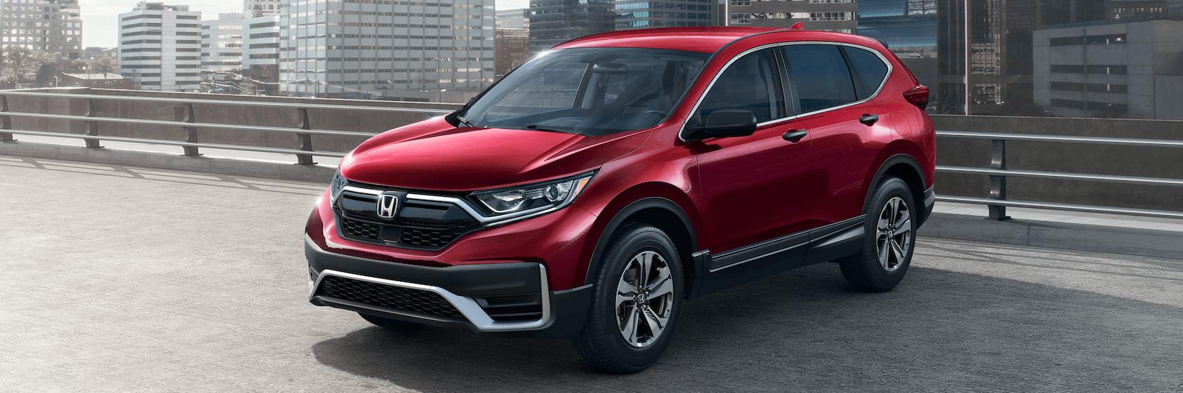 Honda CR-V EX vs LX