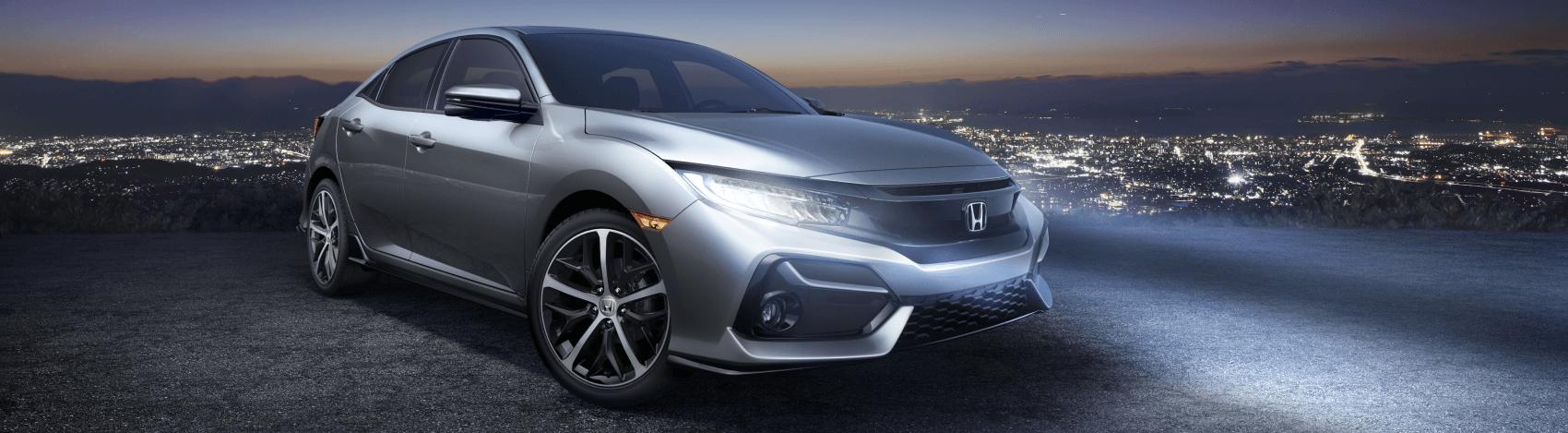 2021 Honda Civic Silver