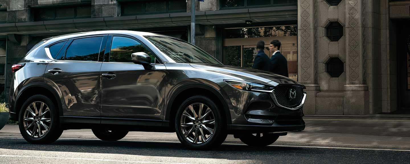 2020 Mazda CX-5 profile view