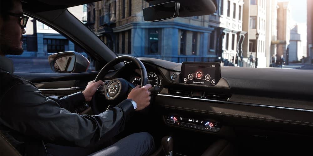 2019 Mazda6 Front Interior