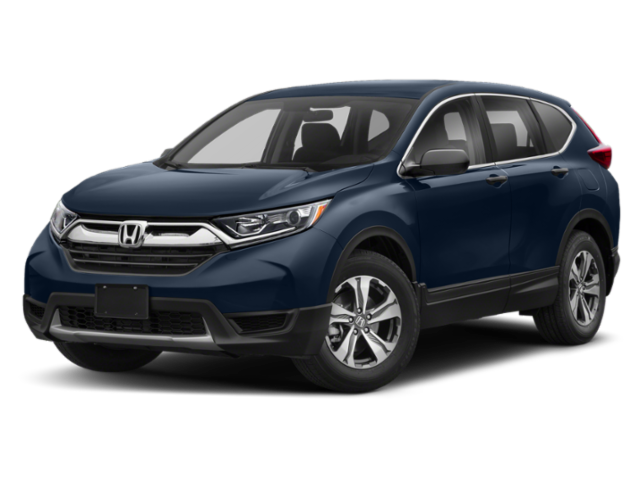 Blue 2019 Honda CR-V Comp