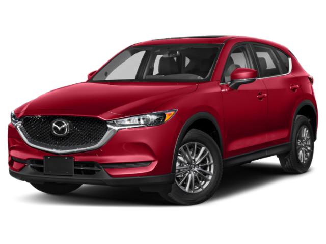 Red 2019 Mazda CX-5 Comp