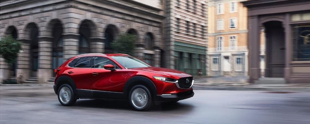 2020 Mazda CX-30 on City Street