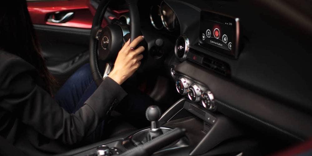 2020 Mazda Miata Interior Dash