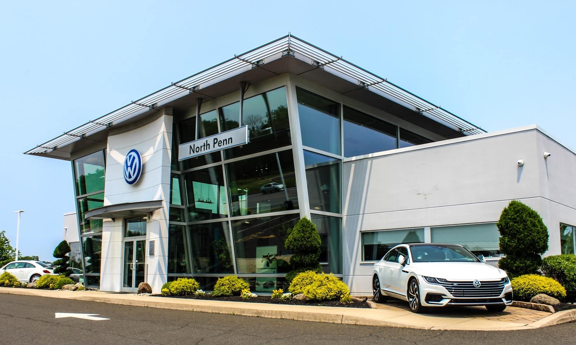 North Penn Volkswagen >> North Penn Volkswagen Volkswagen Dealer In Colmar Pa