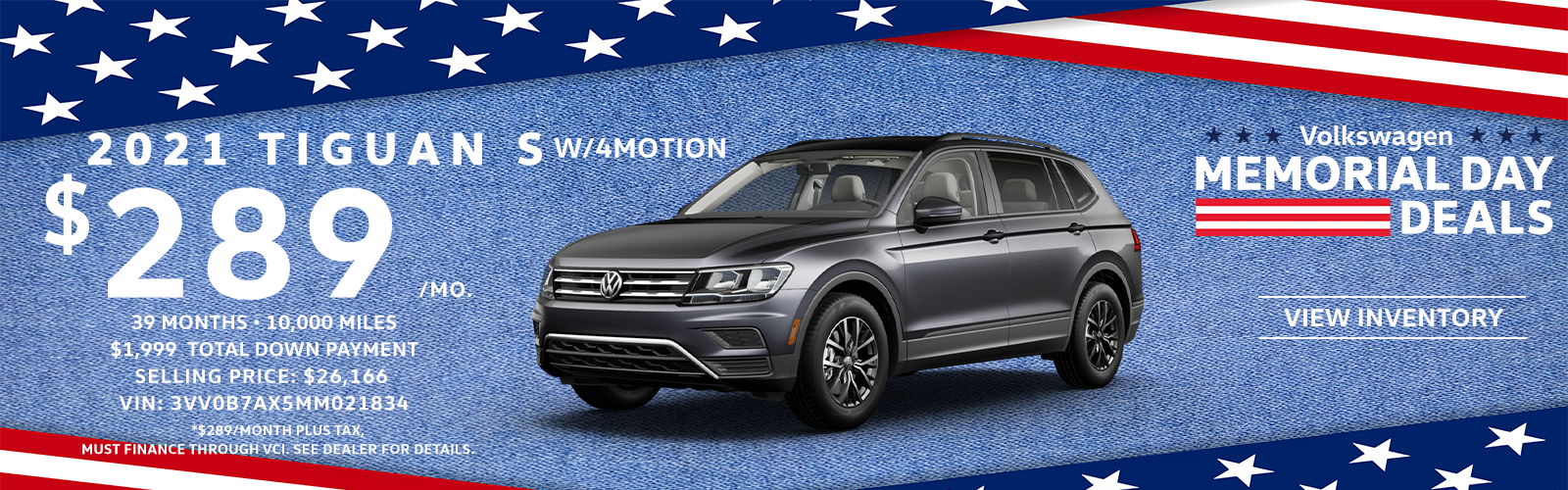 Tiguan-Banners-NorthPennVW-May2021-01