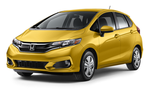 2019 Fit CVT LX $179/month Lease