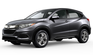 2019 HR-V CVT AWD LX Lease