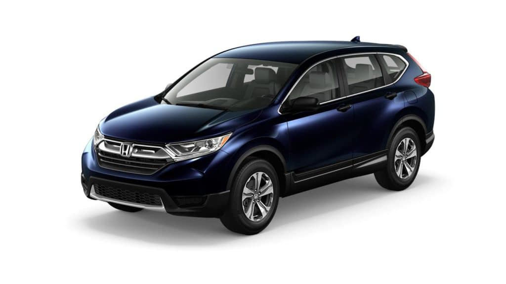 2019 CR-V AWD 2.4L LX Lease