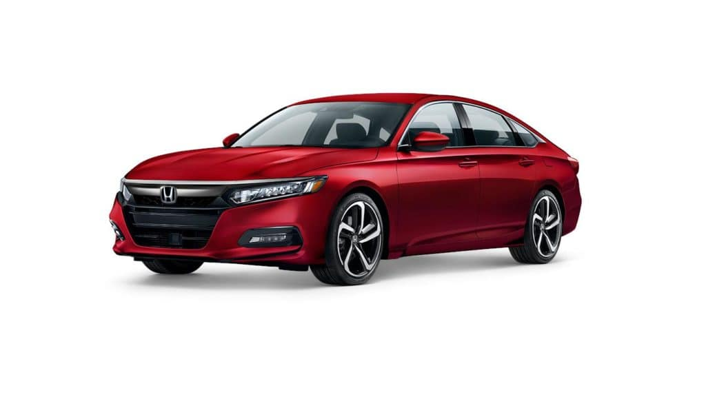 2020 Accord 1.5T Sport $269/month Lease