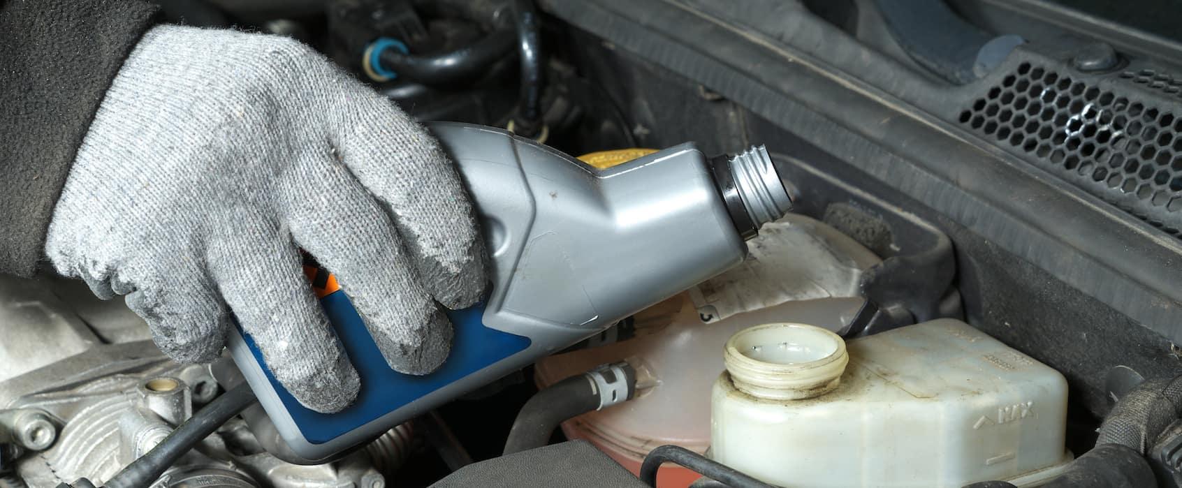 Brake Fluid Check