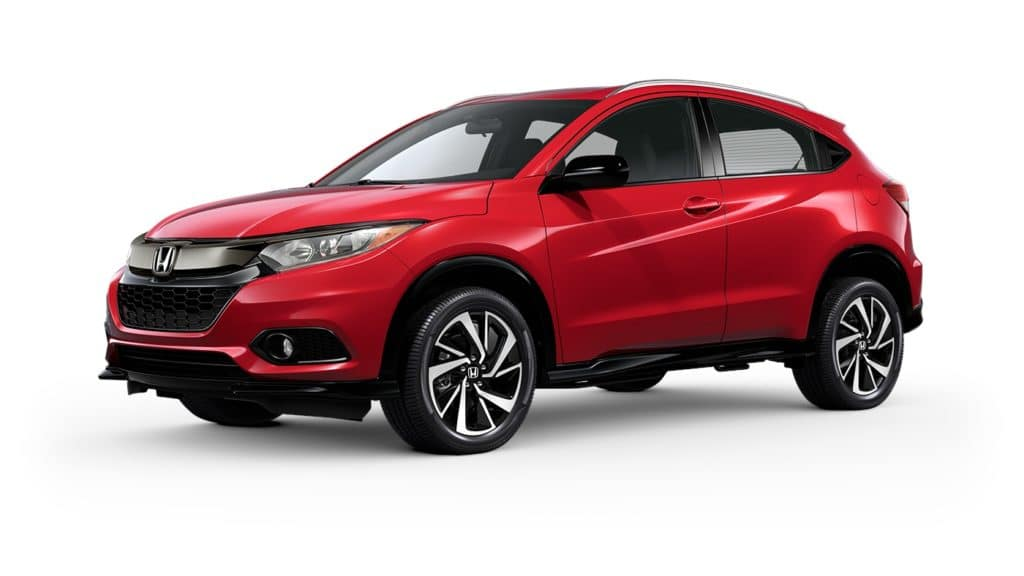 2019 HR-V CVT AWD Sport Lease