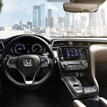 2020 Honda Insight Dash