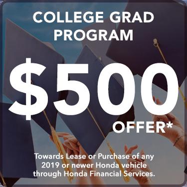College Grad Offer
