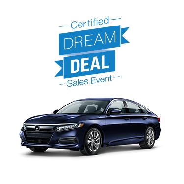 Dream Deal - Accord