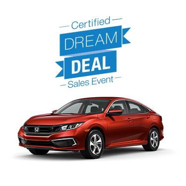 Dream Deal - Civic