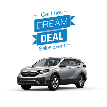 Dream Deal - CR-V