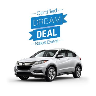 Dream Deal - HR-V