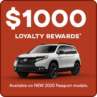 Passport Loyalty Offers