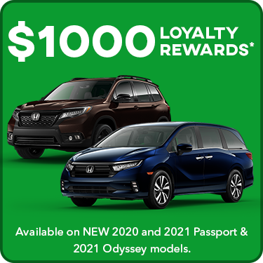 $1000 Loyalty Offers