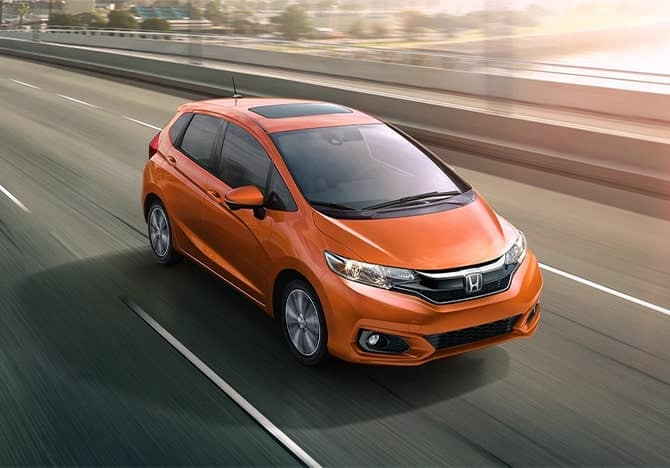 Honda Fit Lifestyle